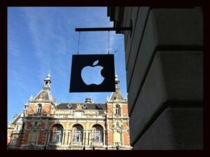 Apple Store A'dam