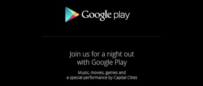 Google Play Invite