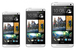 HTC One mini vs One vs One Max