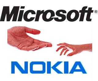 Microsoft connecting Nokia
