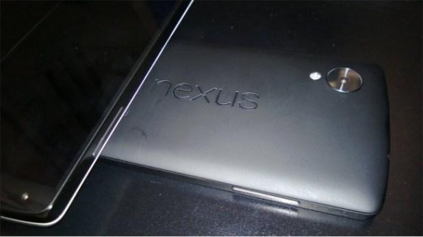 Nexus 5 gelekt