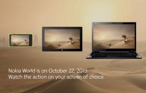 Nokia World 2013, Abu Dabi