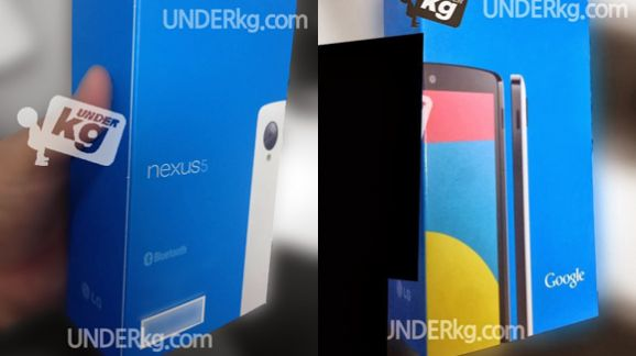 Google Nexus 5 White Box