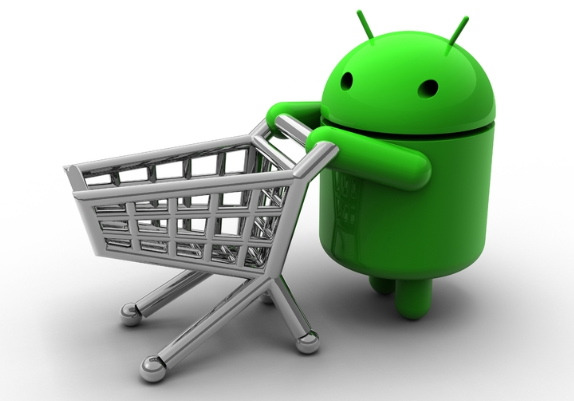Shopping for Android