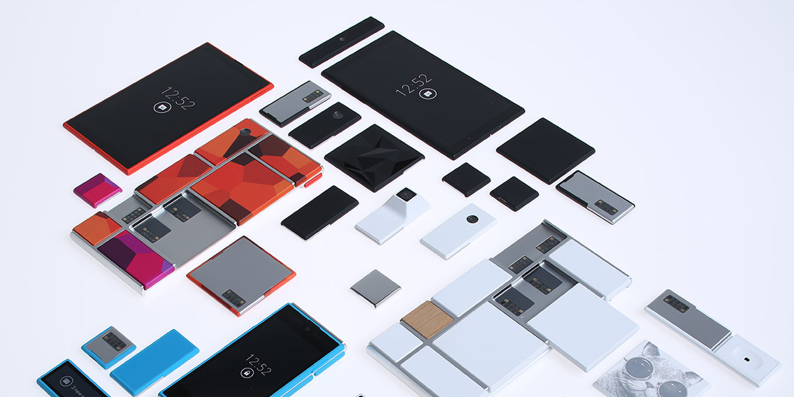 Motorola Project Ara Moldulaire smartphone