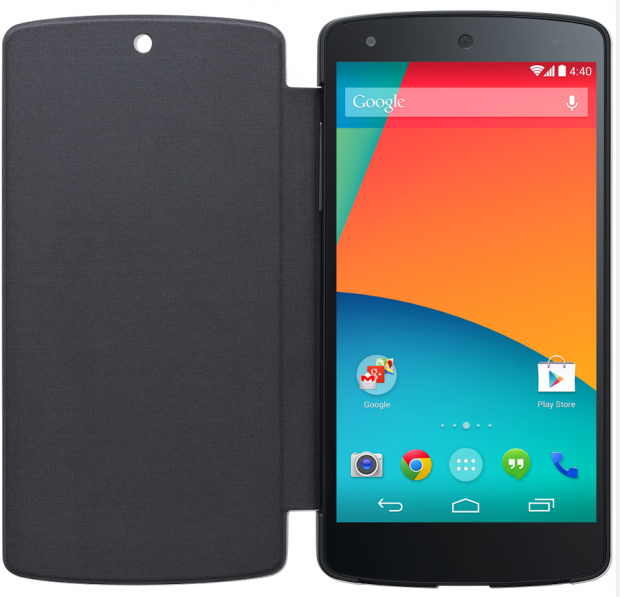 Nexus 5 Flip-Cover