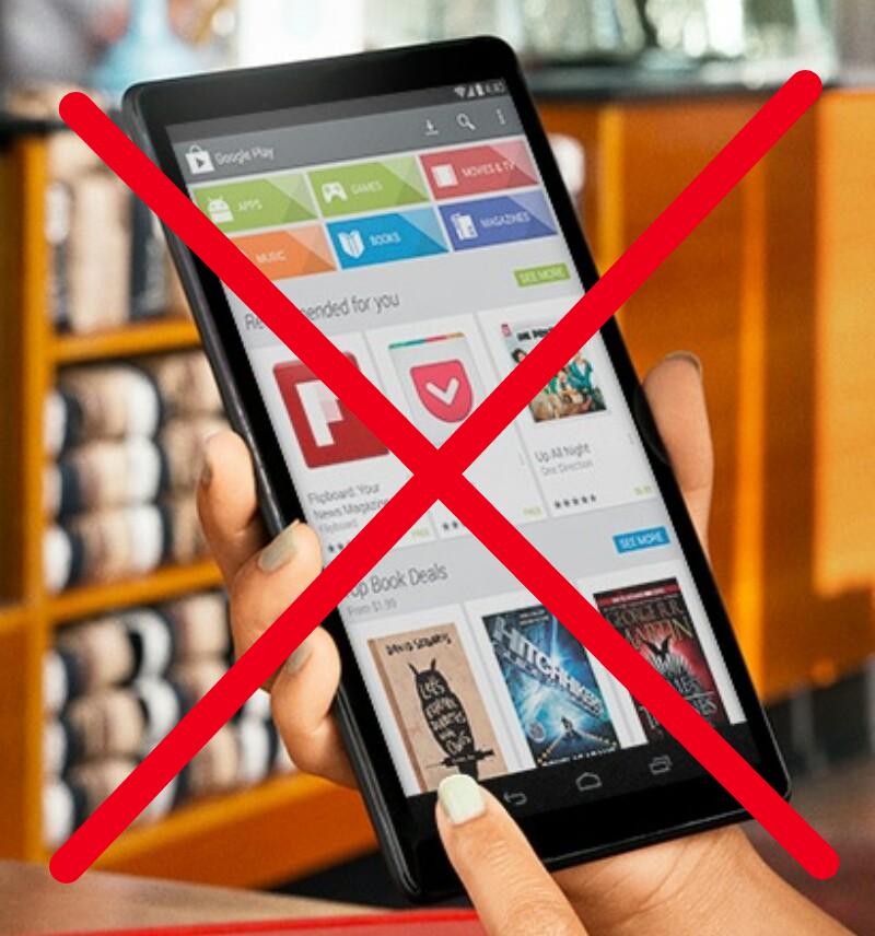 Nexus 8 is fake!