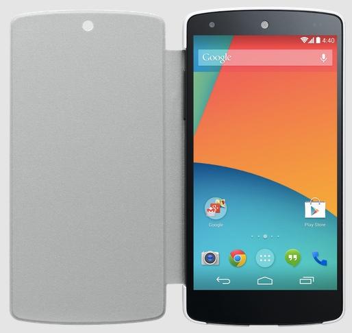 Nexus 5 Quick-Cover van LG