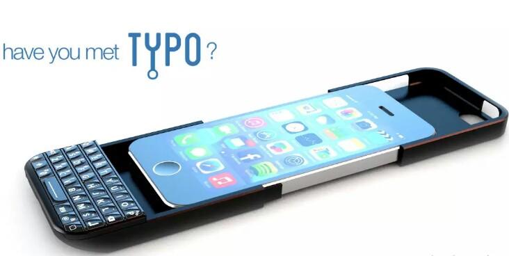 TYPO keyboard case