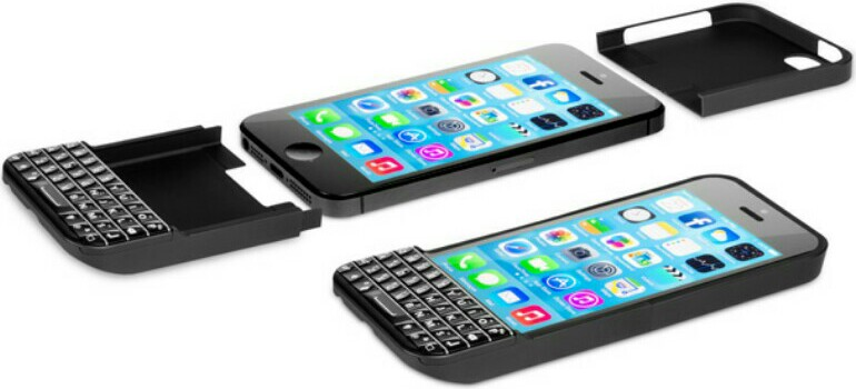 TYPO keyboard case iPhone 5/5s