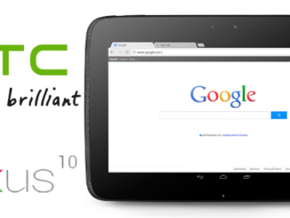 HTC Nexus 10