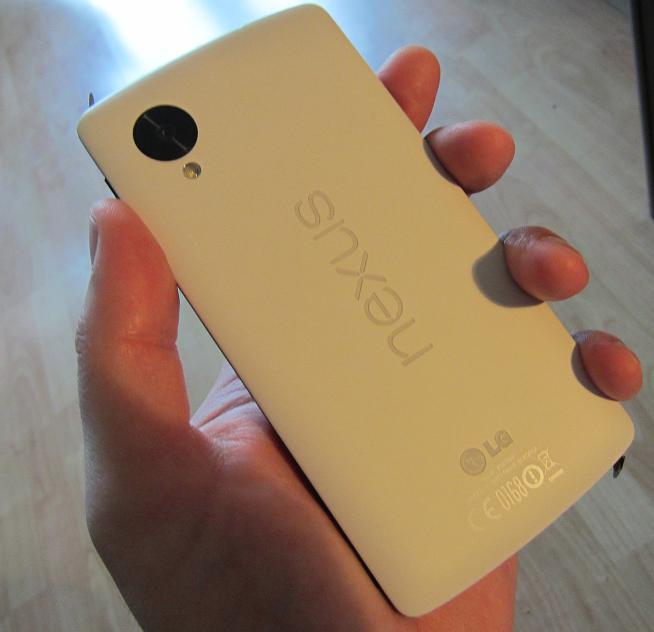 Nexus 5 Stormtrooper