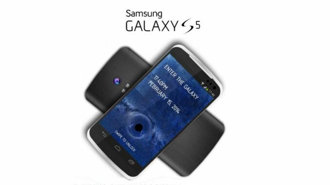 Samsung Galaxy S5 Photo
