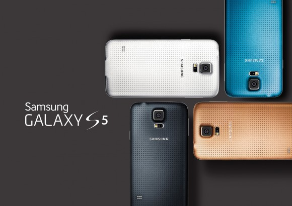 Samsung Galaxy S5 kleuren