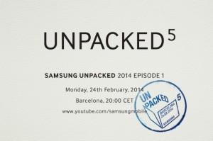 Unpacked 5 Invitation Samsung