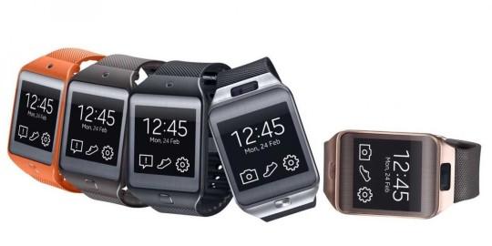 Samsung Gear 2 en Gear 2 Neo
