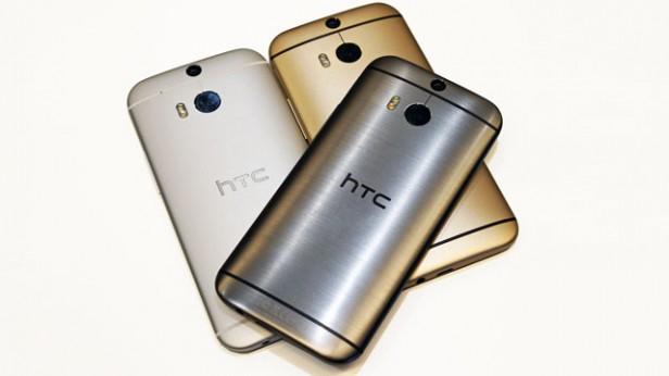 HTC One M8 kleuren
