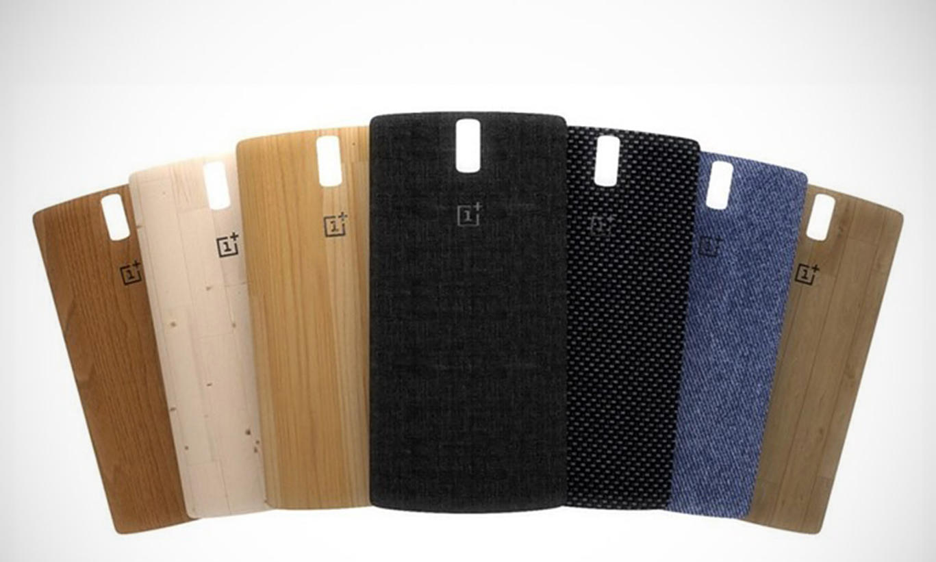 Backcovers OnePlus One