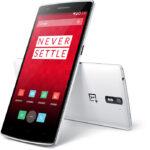 OnePlus One Silk White