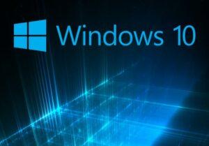 Windows 10 sinds 29 juli beschikbaar